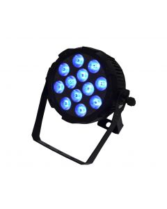 EVENT LIGHTING PARRGBW12X8 - 12X8W RGBW FANLESS PRO PAR