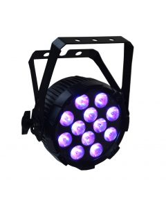 Event Lighting PAR12x12 - 12x12W RGBWAU Pro PAR