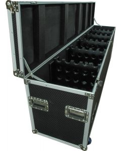 Pipe and drape storage cart / case  - Fits 30x 2.4m poles