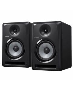 "Pioneer S-DJ60X 6"" active monitor speakers (PAIR) WITH BONUS"