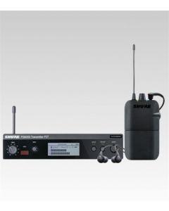 SHURE PSM300 P3TR112GR WIRELESS IN-EAR PERSONAL MONITOR SYSTEM C/W SE112 EARPHONES