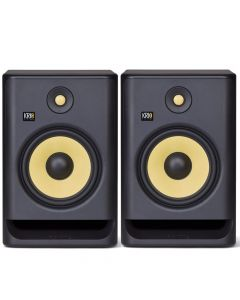 "KRK Gen 4 Rokit RP8 G4 8"" Powered Near-Field Studio Monitor Speakers (Pair)"