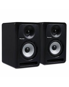 """Pioneer S-DJ50X 5"""" active monitor speakers (Pair)"""