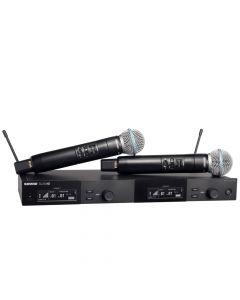 Shure SLX-D Wireless Digital Mic System SLXD24D/B58