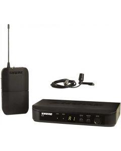SHURE BLX14CVL lapel system + BONUS PT20X UNI earset microphone