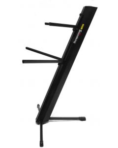 SOUNDKING SK102 TWO TIER KEYBOARD STAND HEIGHT ADJUSTABLE