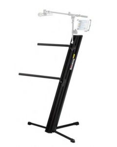 SOUNDKING SK102 TWO TIER KEYBOARD STAND HEIGHT ADJUSTABLE KIT