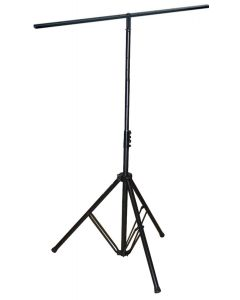 Soundking DB022B heavy duty tripod lighting stand + DRF001 T-BAR