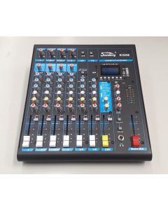 Soundking KG08 8 channel mixer with effects / mp3 player / recording / USB