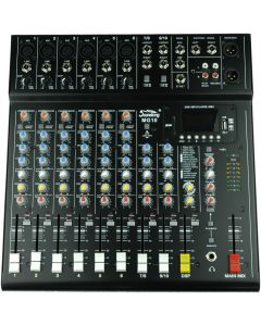 Soundking MG10 10 channel mixer with effects / mp3 player / recording / USB