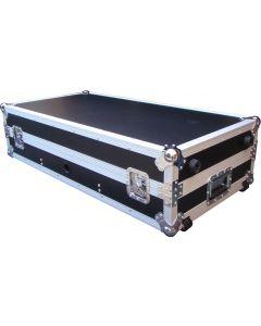 DJ coffin - with laptop tray suit Pioneer CDJ2000 / CDJ900 / DJM900/ DJM800