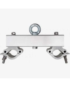 Clamp - Truss Lifting bracket with full clamps and eye bolt TUV Rated 500kg
