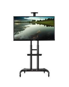 Steel Mobile TV Cart AVA1800-70-1P