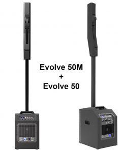 Electro-Voice Evolve 50M + EVOLVE 50 COMBO
