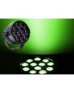 Light Emotion VIVID0312 Compact LED Par can 12 x 3W RGB 3-in-1 LED, DMX