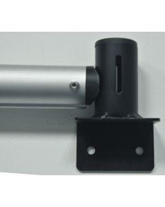 Installation bracket for horizontal bar