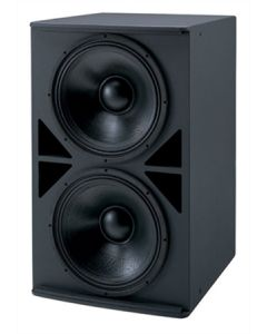 "YAMAHA IS1218 DUAL 18"" PASSIVE SUBWOOFER"