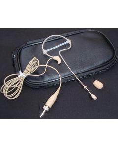 UH02 SLIMLINE EARSET MICROPHONE WITH SENNHEISER CONNECTION